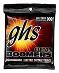 GHS GBCL Boomers 6 String Electric Guitar Strings Custom Light 9-49
