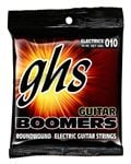 GHS GBL Boomers 6 String Electric Guitar Strings Light 10-46