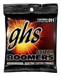 GHS GBM Boomers 6 String Electric Guitar Strings Medium 11-50