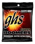 GHS GBXL Boomers 6-String Electric Guitar Strings Extra Light 9-42