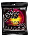 GHS Flea Signature Bass Boomers Bass Guitar Strings