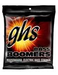 GHS ML3045 4 String Bass Boomers Bass Guitar Strings Med Light 45-100