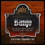 GHS JD Crowe Stage Signature Banjo Strings