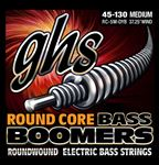 GHS Round Core Bass Boomers 5-String Bass Strings