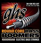 GHS RC-6ML-DYB 6-String Round Core Bass Boomers