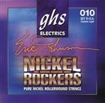 GHS REJL Eric Johnson Nickel Rockers Electric Guitar String Light