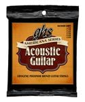 GHS S425 Americana Phosphor Bronze Acoustic Guitar Strings