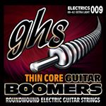 GHS TC-GBXL Thin Core Boomers Electric Guitar Strings
