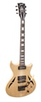 Gibson N225 Electric Guitar Natural with Case