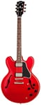 Gibson ES335 Dot Figured Top Semi Hollow Electric Guitar wCase