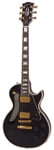 Gibson Les Paul Custom Electric Guitar Ebony with Case
