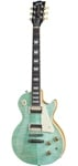 Gibson 2015 Les Paul Classic Electric Guitar Seafoam Green with Case