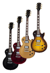 Gibson Les Paul 60s Tribute Min-ETune Electric Guitar with Gigbag