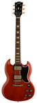 Gibson Custom SG Standard VOS Electric Guitar with Case
