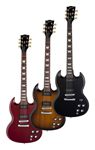 Gibson SG 50's Tribute Min-Etune Electric Guitar with Gigbag