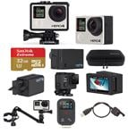 GoPro Hero4 Black Music Video Pack with 32GB microSD Card