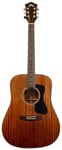 Guild GAD D125 Mahogany Dreadnought Acoustic Guitar Natural