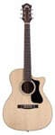 Guild GAD F130CE Orchestra Acoustic Electric Guitar with Case