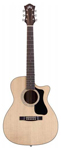 Guild GAD F130CE Orchestra Acoustic Electric Guitar Natural