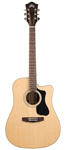 Guild D150CE Dreadnought Acoustic Electric Guitar with Case