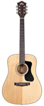Guild D140 Dreadnought Acoustic Guitar with Case
