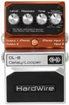 HardWire DL8 Delay Looper Pedal