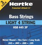 Hartke 5 String Bass Guitar Strings
