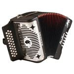 Hohner Panther Diatonic Accordion