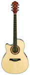 Ibanez AEF18LE Left Handed Acoustic Electric Guitar