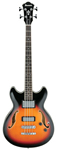 Ibanez ASB180 Artcore Semi Hollowbody Electric Bass Guitar