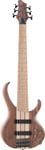 Ibanez BTB676M 6 String Electric Bass Guitar Natural