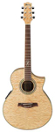 Ibanez EW20QME Exotic Wood Cutaway Acoustic Electric Guitar