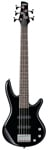 Ibanez GSRM25 Gio Mikro Electric Bass Guitar Black