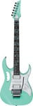 Ibanez JEM70V Steve Vai Electric Guitar with Case Sea Foam Green