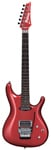 Ibanez JS24P Joe Satriani Premium Electric Guitar with Case Red