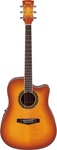 Ibanez PF28ECE Acoustic Electric Guitar