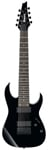 Ibanez RG8 8 String Electric Guitar Black
