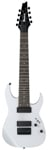 Ibanez RG Series 8 String Guitar White