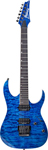 Ibanez RG921QMF Premium Electric Guitar with Gig Bag