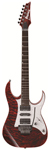 Ibanez RG950QM Premium Quilt Top Electric Guitar with Gig Bag
