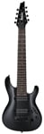Ibanez S8 8 String Electric Guitar Black