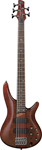 Ibanez SR705 5 String Electric Bass Guitar Charcoal Brown