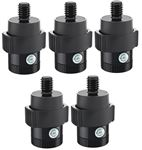 K&M 23910 Quick Release Adaptor for Microphones 5 Pack