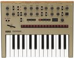 Korg Monologue Analog Synthesizer in Gold