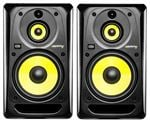 KRK RP10-3G3 Mid Field 3 Way Active Studio Monitor System Pair