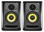 "KRK RP4G3 Rokit G3 4"" 2-Way Active Powered Studio Monitors Pair"