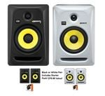 KRK RP6G3 Rokit G3 6in Powered Studio Monitor Ea