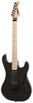 Kramer Pacer Classic Electric Guitar with Floyd Rose Black