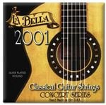 La Bella 2001 Classical Guitar Strings