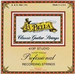 La Bella 413P Studio Classical Guitar Strings